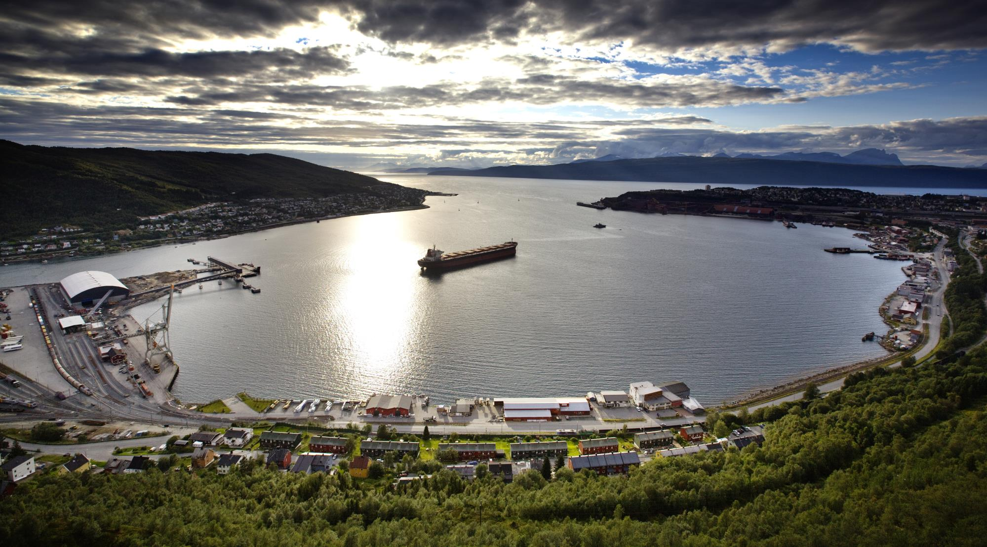 Welcome Port of Narvik CEO / Port Director, Rune J.