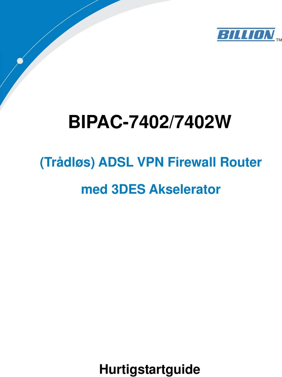 Firewall Router med