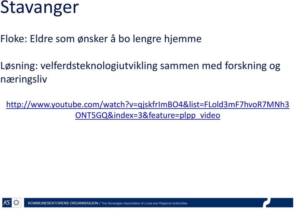 forskning og næringsliv http://www.youtube.com/watch?
