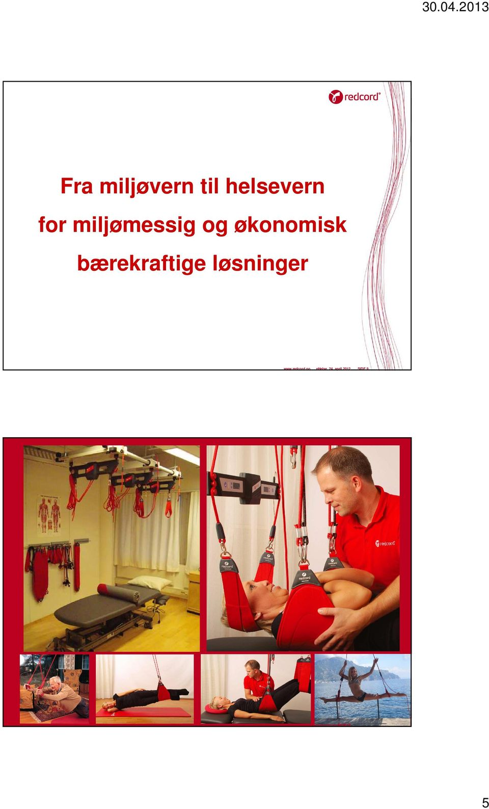 redcord.no ehelse 24.
