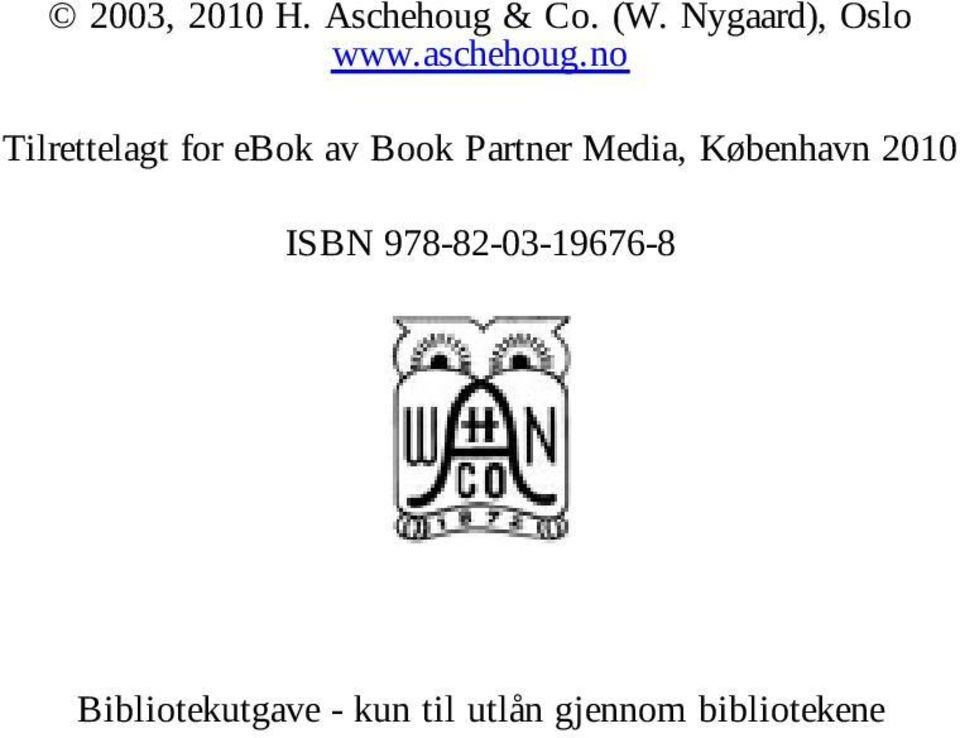 no Tilrettelagt for ebok av Book Partner Media,