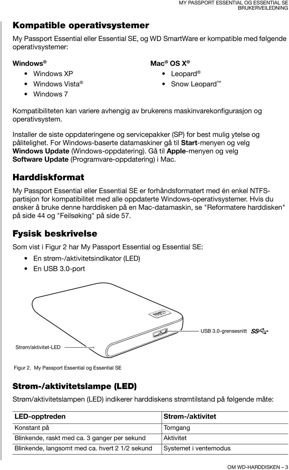 For Windows-baserte datamaskiner gå til Start-menyen og velg Windows Update (Windows-oppdatering). Gå til Apple-menyen og velg Software Update (Programvare-oppdatering) i Mac.