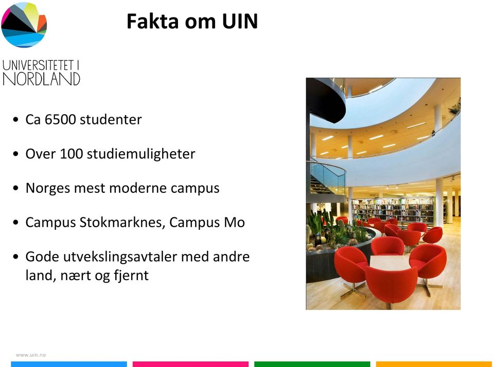 Campus Stokmarknes, Campus Mo Gode