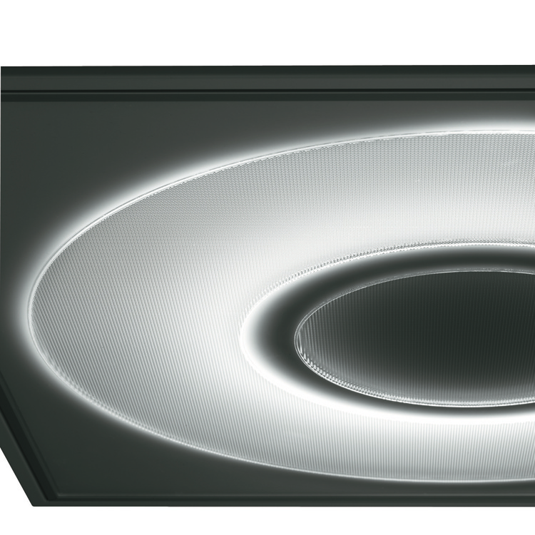 recessed, 625 x 600 mm module 625 mm
