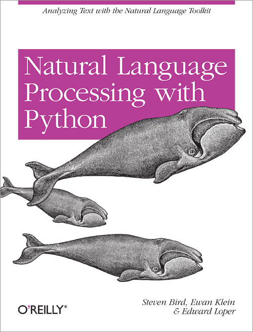 Pensumlitteratur Natural Language Processing with Python by Steven