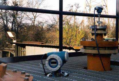free- Thermo couple I Teflon lomme