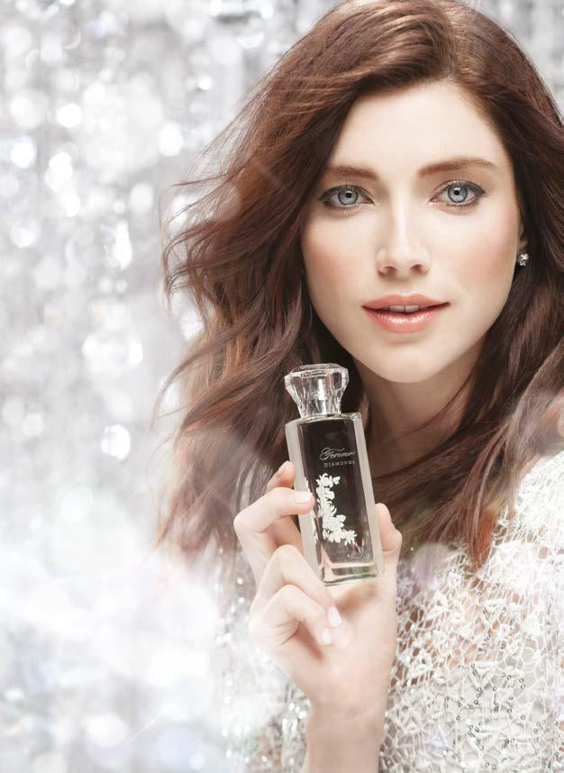 EMBRACE Forever Diamonds Eau de Parfum EVERY MOMENT www.