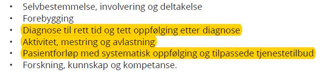 Strategiske