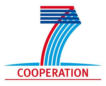 COOPERATION 1. Health 2. Food, agriculture and fisheries, and biotechnology 3. Information and communication technologies 4.