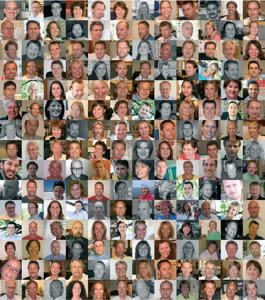 Have a closer look. Who do you want to talk to about efficiency? Here are just a few of the 2,500 people that make up Visma.