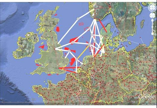 1.b) Norwegian Balancing Power in Europe North Sea Offshore and Storage Network An RD&D project/program Initiative Requires harmonization at several