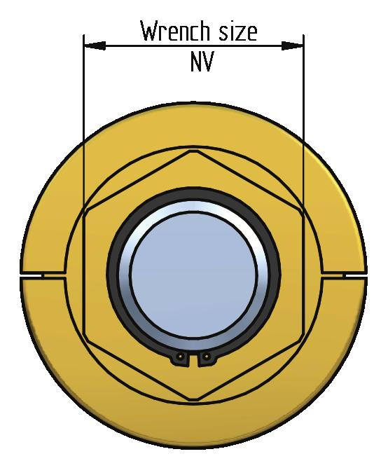 10/ If the bondura pin has a lubrication channel/grease nipple; lubricate the bearing to OEM s recommendation.