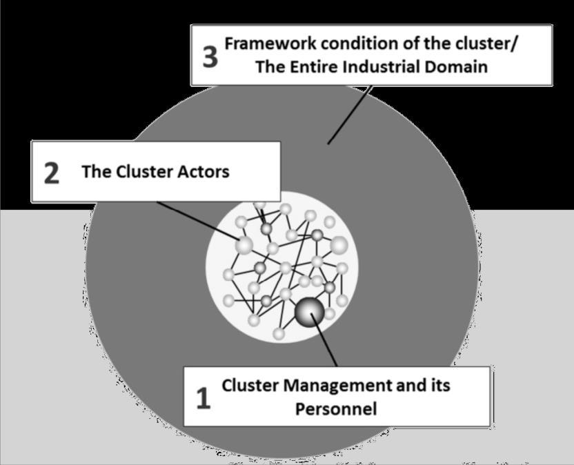 Cluster Organisation Management