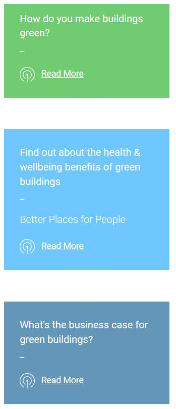 World Green Building Coucil 74 Green Building Councils 14 i