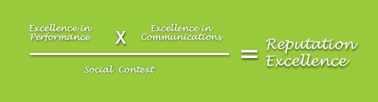 Excellent communication being believable and genuine, providing insight and being accessible. C.