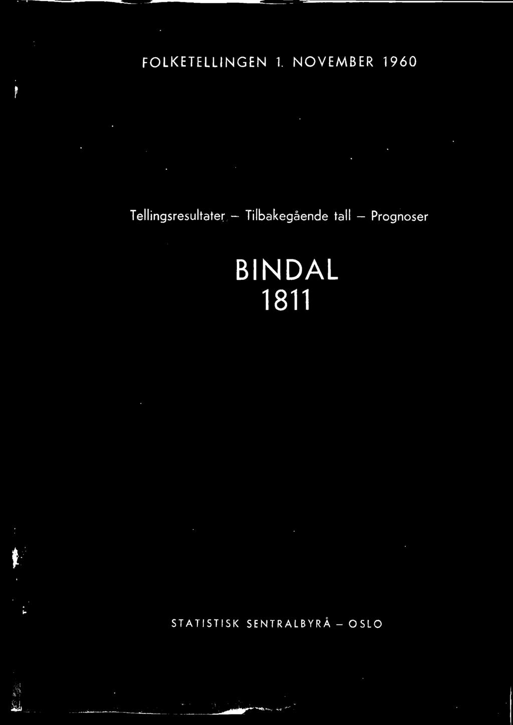 Prognoser BINDAL
