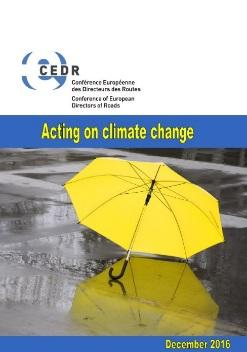 management, winter operation, pavements, risk assessment 2012: Road owners adapting to climate change Risk