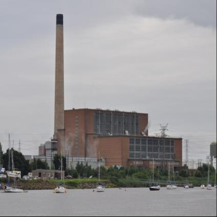 MW power station 2011 Reuter West,