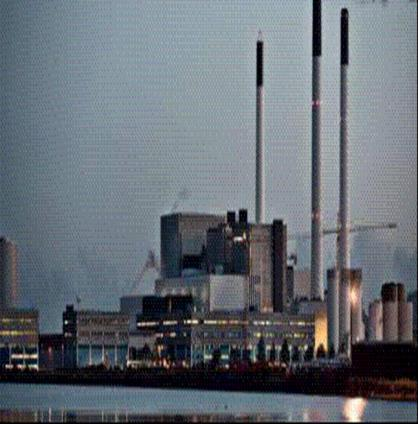 2013 Tilbury, UK 900 MW power station