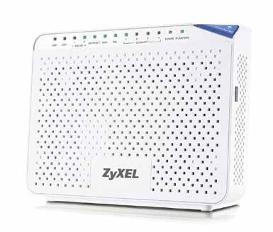 Multimodem ZyXEL P-2812