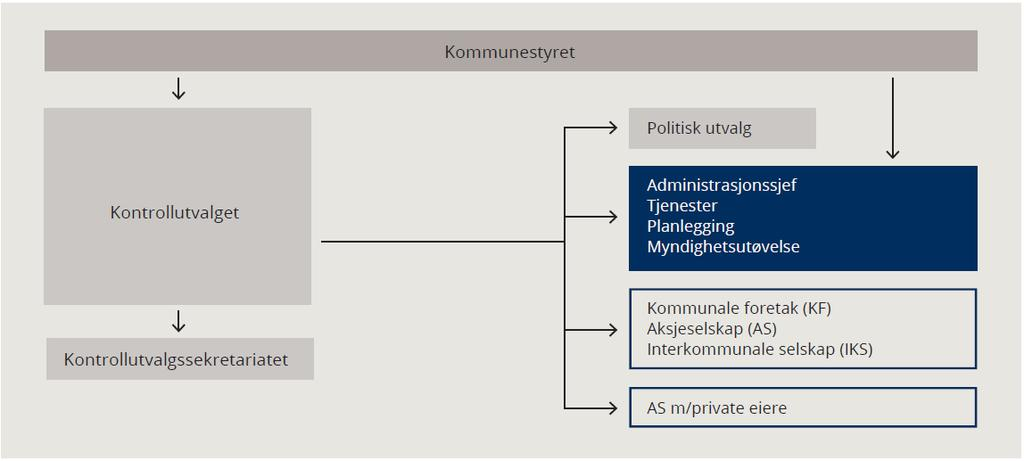 STRATEGIDOKUMENT FOR KONTROLLUTVALGET I SKIPTVET KOMMUNE.