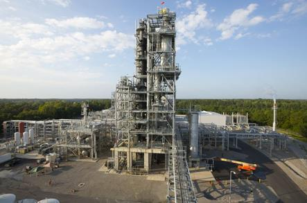 situ catalysed fast pyrolysis of biomass was commercialised by KiOR in situ