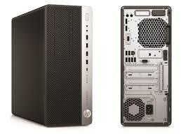 Form factor: Processor: Mini Tower (TWR) Windows 10 Home Edition Intel Core i5-7500 Core 3.