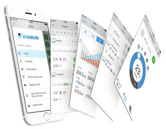 Med slagordet Always in control, no matter where you are, har Daikin Europe lansert