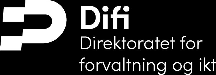 Difi, avdeling for digital
